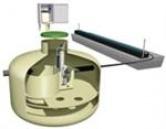 TME utvecklar styrsystem för reningsverk