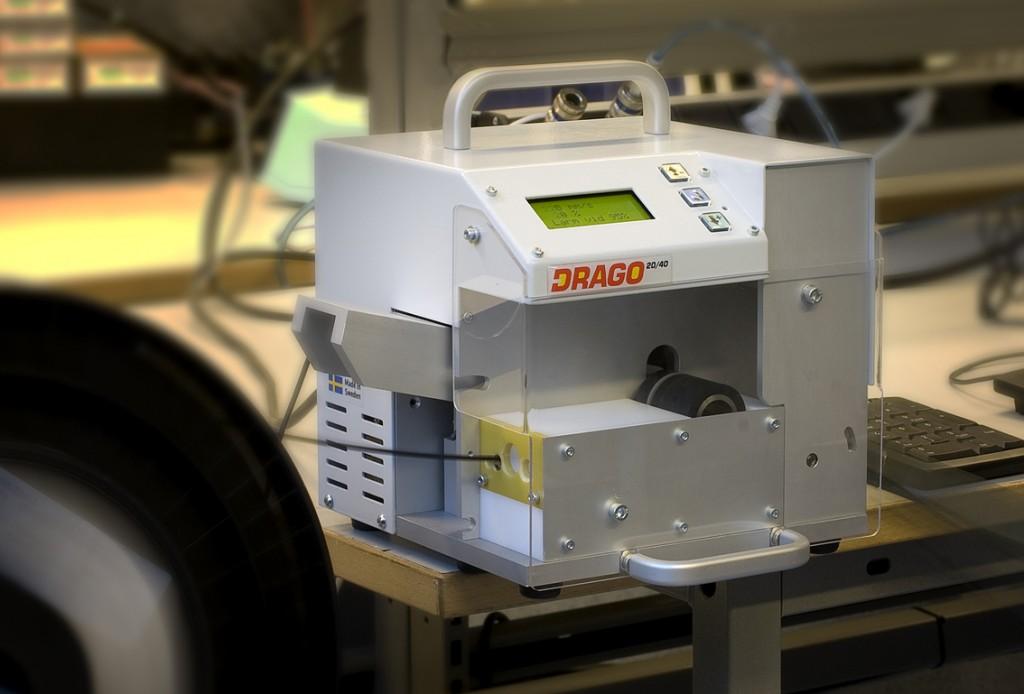 En smart produkt som fungerar i symbios med din kapmaskin.