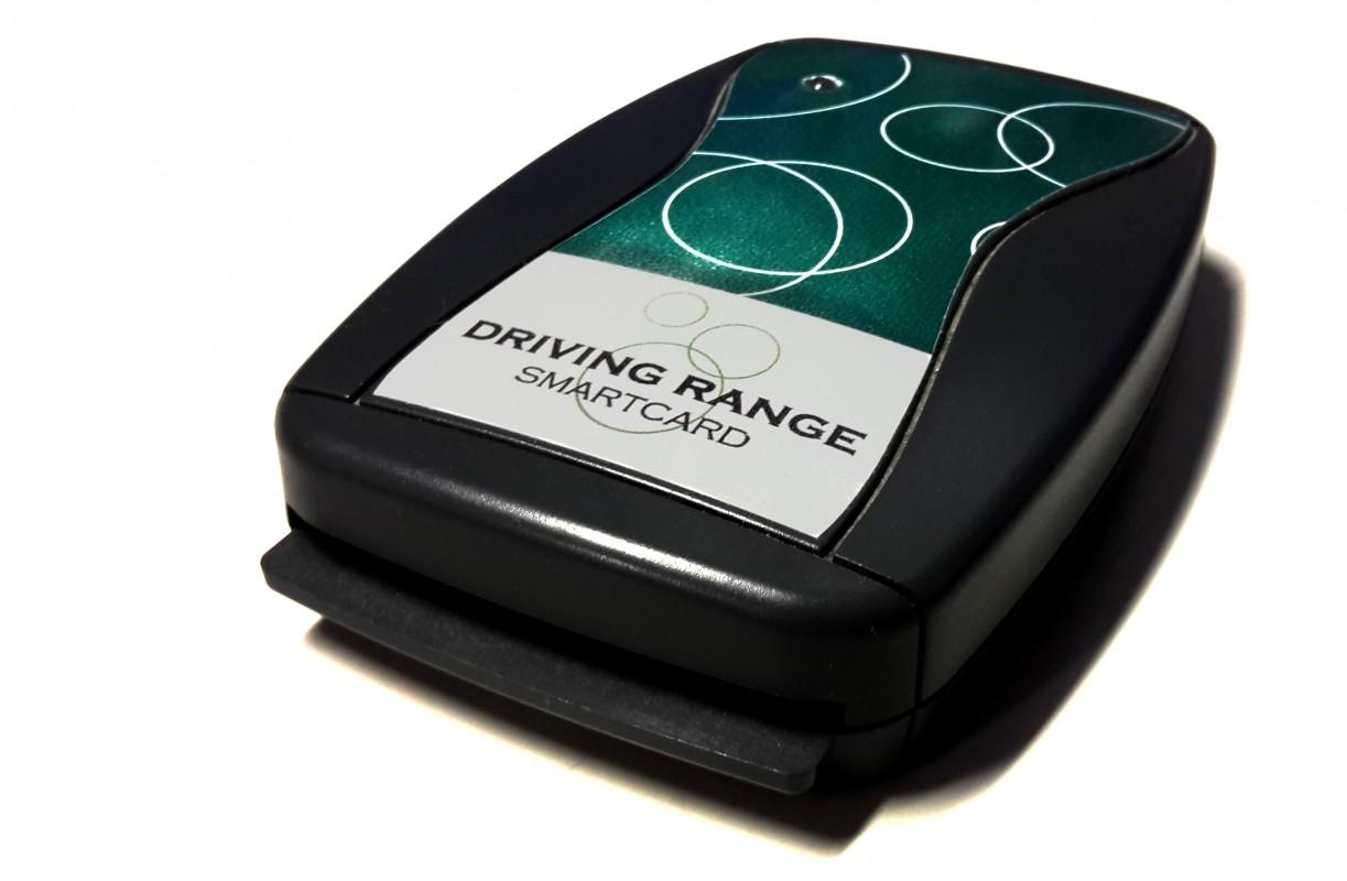 Driving Range Smart Card