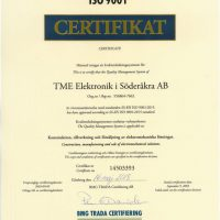 ISO 9001 - 2018